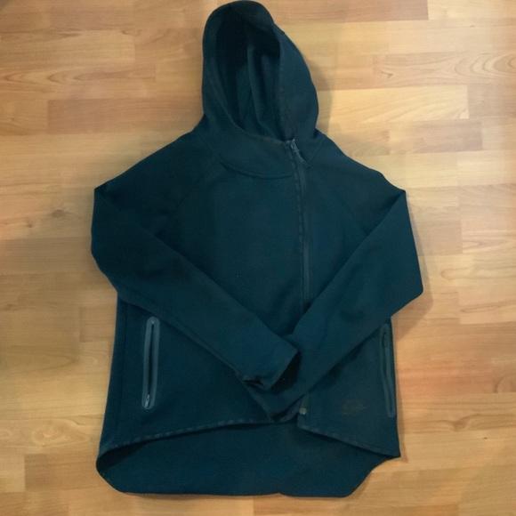 e6e023ee8 Women's Nike Tech Fleece Full-Zip Cape Hoodie